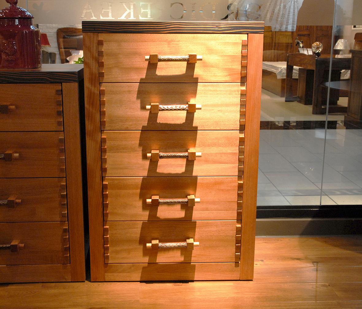 实木板材 榫卯结构
