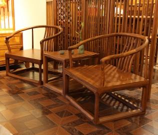 矮茶椅,国安佳美,实木家具