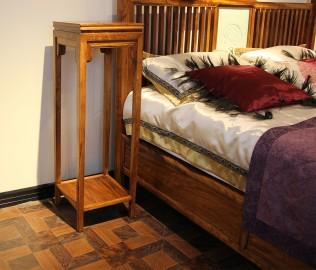 花架,国安佳美,实木家具