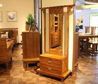 门厅柜,国安佳美,实木家具