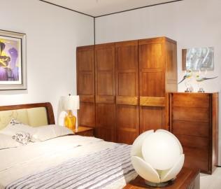 联邦家居,抽屉柜,实木家具