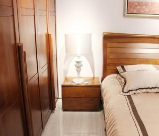 联邦家居,床头柜,实木家具