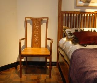 书椅,国安佳美,实木家具