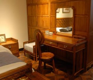 妆台,国安佳美,实木家具