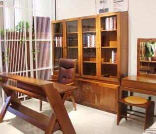 联邦家居,书柜,实木家具