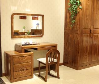 梳妆台,光明,实木家具