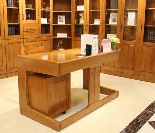 书桌,光明,实木家具