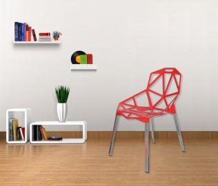 嘉元,几何椅,休闲椅