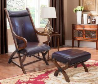 雪茄椅,休闲椅,橡木家具