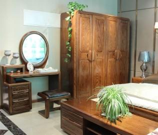 梳妆凳,光明家具,实木家具