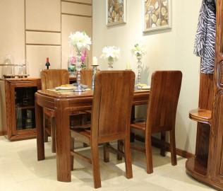 餐台,光明家具,实木家具