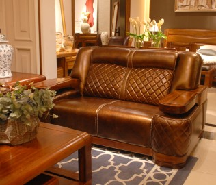 赖氏家具,双人沙发,沙发