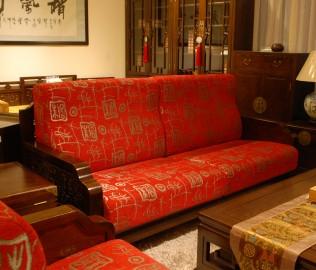 瑞尔,沙发,三人沙发