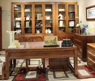 两门书柜,光明家具,实木家具