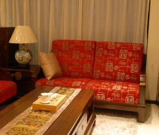瑞尔,沙发,双人沙发