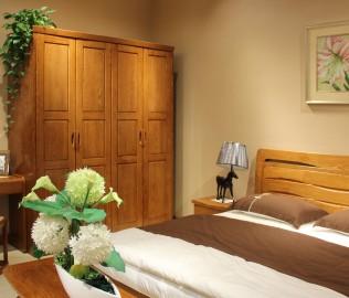 衣柜,光明家具,实木家具