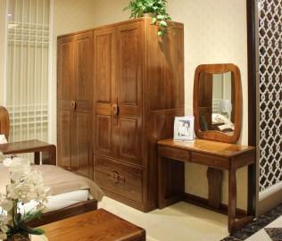梳妆台,光明家具,实木家具