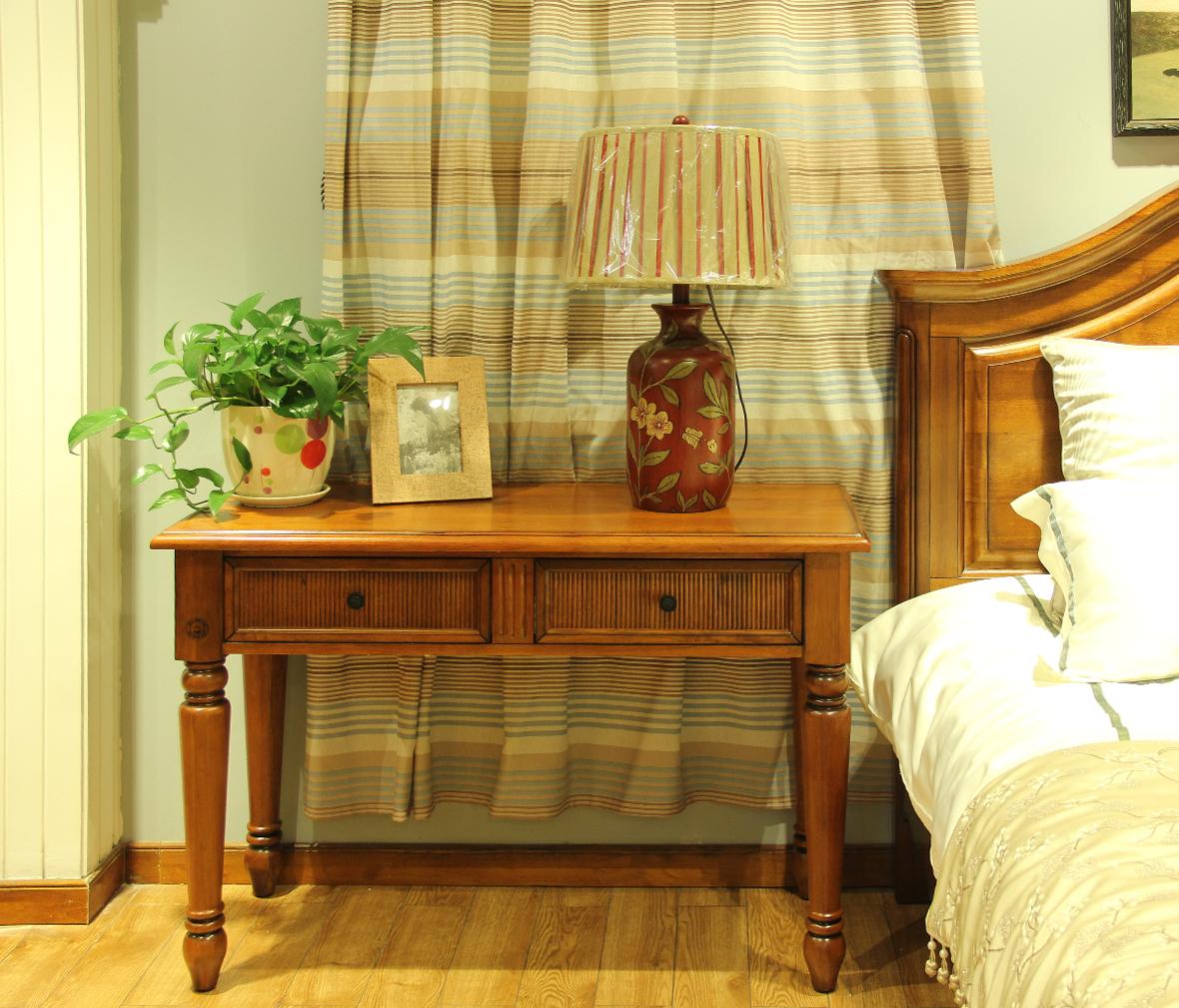 实木板材 榫卯结构 欧式风格