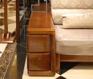 沙发扶手,光明家具,实木家具