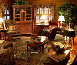 迦南,酒柜,实木家具