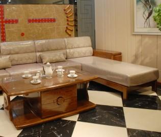沙发踏,光明家具,实木家具