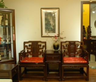 名匠木坊,椅子,太师椅