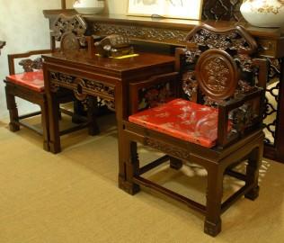 名匠木坊,椅子,厅椅