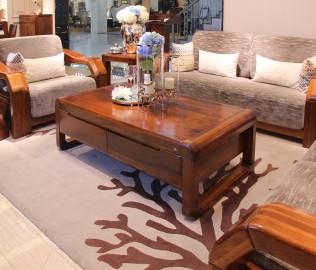 单人沙发,赖氏家具,进口实木