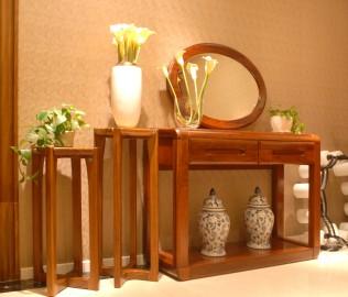 赖氏家具,高花架,花架