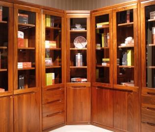 赖氏家具,角柜,书柜