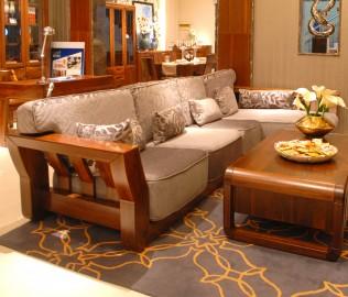 赖氏家具,转角沙发,沙发