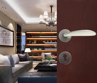 室内门锁,西玛五金,铝镁合金