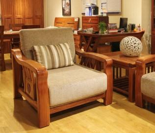 天坛家具,单人沙发,沙发