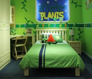 单层床,松堡王国,芬兰松木