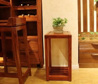天坛家具,花架,实木家具