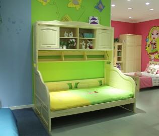 松堡王国,功能床,儿童家具