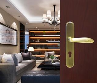 室内门锁,西玛五金,锌合金