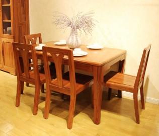 天坛家具,餐桌,实木家具