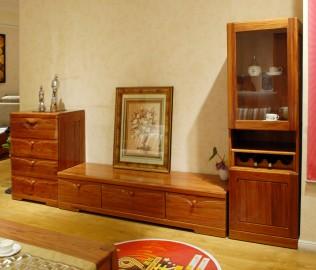 天坛家具,电视柜,实木家具