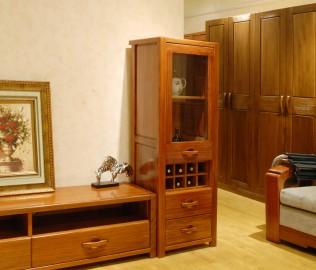 天坛家具,高柜,客厅柜