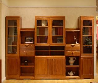 天坛家具,双门高柜,书房家具