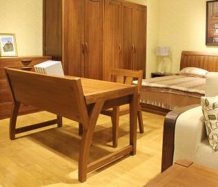 天坛家具,书桌,桌子