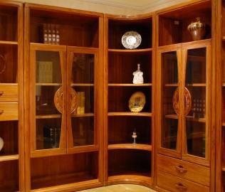 天坛家具,书柜,实木家具