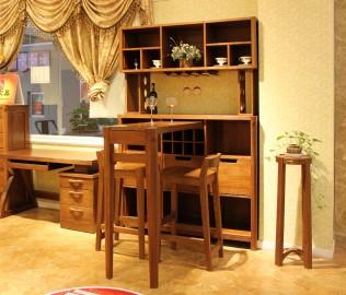 天坛家具,吧台,实木家具