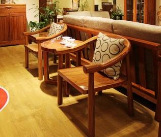 天坛家具,茶几,圆几