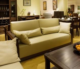 天坛家具,沙发,三人沙发