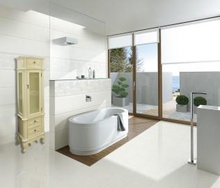 欧贝尔,浴室柜,侧柜