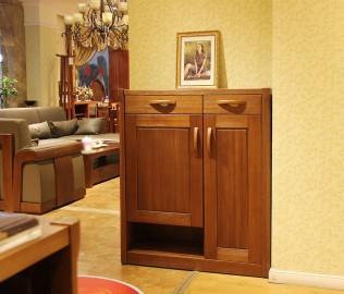天坛家具,鞋柜,实木家具