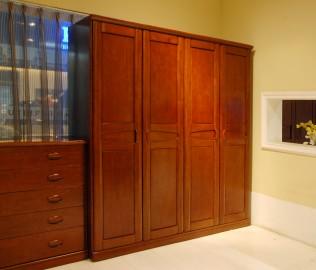 天坛家具,衣柜,实木家具