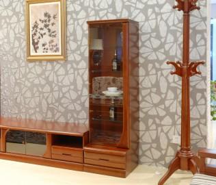 天坛家具,门厅柜,实木家具